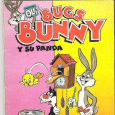Tebeos: BUGS BONNY Y SU PANDA - COLECCION OLE *** 1 ERA EDIC 1983. Lote 15660569