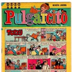 Tebeos: PULGARCITO 2418, SHERIFF KING, DOCTOR CATAPLASMA, PETRA, REPORTER TRIBULETE,CARPANTA, DOÑA URRACA. Lote 19245616