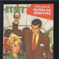 Livros de Banda Desenhada: SISSI SELECCION DE NOVELAS GRAFICAS 96. Lote 15780616