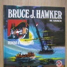 Tebeos: BRUCE J.HAWKER-RUMBO A GIBRALTAR 1983 EDITORIAL BRUGUERA (TAPA DURA). Lote 22051313