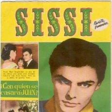 Tebeos: SISSI Nº 117,REVISTA FEMENINA,ED.BRUGUERA. Lote 15819821