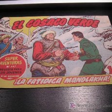 Tebeos: EL COSACO VERDE (ORIGINAL) Nº 56 EAC. Lote 26776089