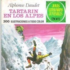 Tebeos: JOYAS LITERARIAS JUVENILES - TARTARIN EN LOS ALPES ** Nº 125 1ERA EDIC 1975 . Lote 17087151