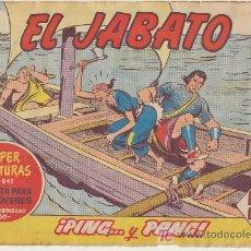 Tebeos: EL JABATO Nº 293. BRUGUERA 1958.. Lote 16123644