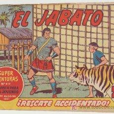 Tebeos: EL JABATO Nº 280. BRUGUERA 1958.. Lote 16124033