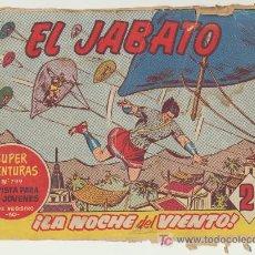 Tebeos: EL JABATO Nº 270. BRUGUERA 1958.. Lote 16124089