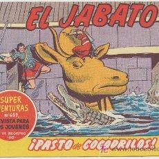Tebeos: EL JABATO Nº 209. BRUGUERA 1958.. Lote 16124426