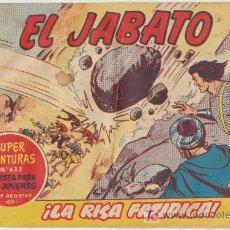 Tebeos: EL JABATO Nº 200. BRUGUERA 1958.. Lote 16124528
