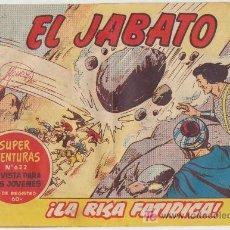 Tebeos: EL JABATO Nº 200. BRUGUERA 1958.. Lote 16124573