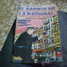 Tebeos: EL AGENTE DE LA NATIONAL Nº 8 .-CARNE DE PERRO. Lote 24861438