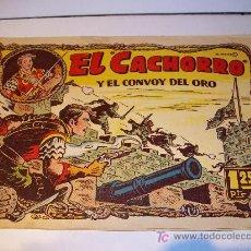 Tebeos: EDITORIAL BRUGUERA - EL CAHORRO, (ORIGINAL) Nº 89. Lote 16260963