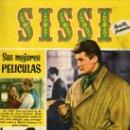 Tebeos: SISSI Nº 163 (BRUGUERA, 1961) JEAN MARAIS EN FOTOS, PELÍCULA LA CADENA SECRETA DEL JAPÓN,.... Lote 16333401