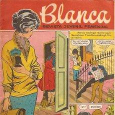 Tebeos: BLANCA REVISTA JUVENIL Nº 77 BRUGUERA 1963. Lote 16486418