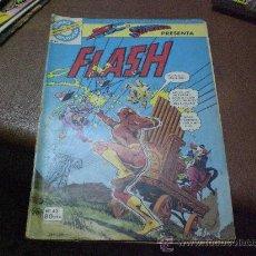 Tebeos: COMIC DE SUPERMAN PRESENTA FLASH Nº 98. Lote 26556744