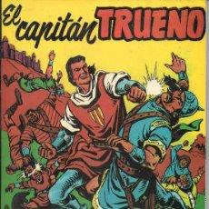 Tebeos: EL CAPITAN TRUENO TOMO CON 4 ALMANAQUES O EXTRAS INCLUIDO EL DE 1958 . Lote 25933507