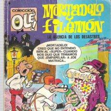 Tebeos: MORTADELO Y FILEMON - COLECCION OLE Nº 89 ** 3ª 1978. Lote 17787139