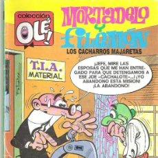 Tebeos: MORTADELO Y FILEMON - COLECCION OLE 104 - M 60 1ERA EDIC 1987. Lote 16627566