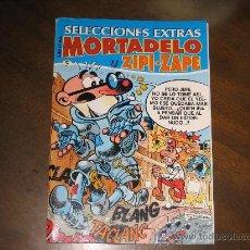 Tebeos: SELECCIONES EXTRA MORTADELO Y ZIPI-ZAPE. Lote 26585204