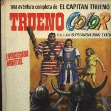 Tebeos: TRUENO COLOR ALBUM BLANCO Nº 10. Lote 22706535