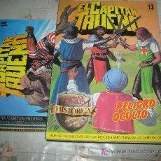 Tebeos: EL CAPITAN TRUENO HISTORICA 8 TOMOS CONTIENE 32 NUMEROS. Lote 26845685