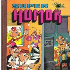 Tebeos: SUPER HUMOR IV - BRUGUERA 4 ª DE 1982. Lote 19299202