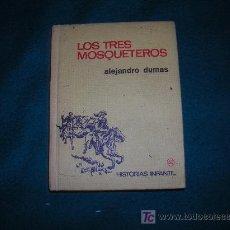 Tebeos: AMBROS TOMO TAPA DURA CON HISTORIETAS DEL DIBUJANTE DEL CAPITAN TRUENO LOS 3 MOSQUETEROSCJ10. Lote 17142393