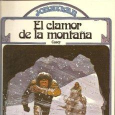 Tebeos: JONATHAN, EL CLAMOR DE LA MONTAÑA. COLECCION JET Nº 17 BRUGUERA. Lote 19595982