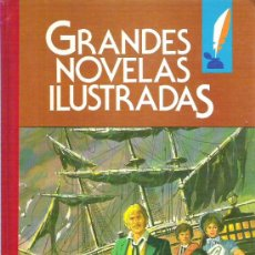 Tebeos: GRANDES NOVELAS ILUSTRADAS - BRUGUERA 1 ERA 1985 NUM 5 BUENO. Lote 19363747