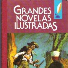 Tebeos: GRANDES NOVELAS ILUSTRADAS - BRUGUERA 1 ERA 1985 NUM 9. Lote 16922058