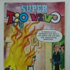 Tebeos: SUPER TIO VIVO. NÚMERO EXTRA. 2 ª ÉPOCA. 50 PÁG. (BRUGUERA). Lote 17076016