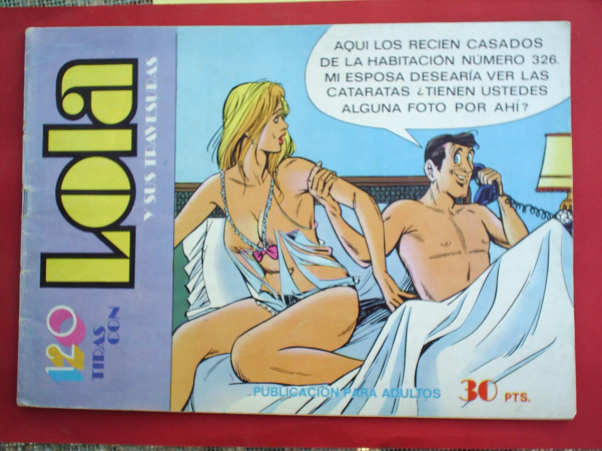 Tebeos: 120 TIRAS CON LOLA ,N.23 - 1976 - EDITORIAL BRUGUERA - Foto 4 - 24991351