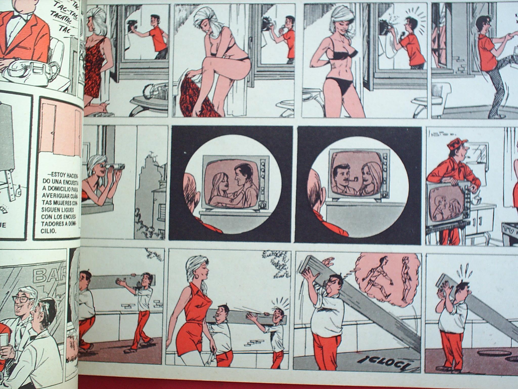 Tebeos: 120 TIRAS CON LOLA ,N.23 - 1976 - EDITORIAL BRUGUERA - Foto 3 - 24991351