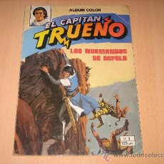 Tebeos: CAPITAN TRUENO Nº1 - EDITORIAL BRUGUERA 1980. Lote 25859572