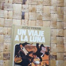 Tebeos: UN VIAJE A LA LUNA - JULIO VERNE - COLECCION HISTORIAS SELECCION - BRUGUERA - 1983 - Nº 2 - ZPW *. Lote 17330505
