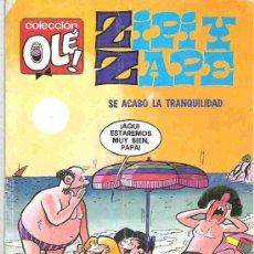 Tebeos: ZIPI Y ZAPE - COLECCION OLE NUM 136 Z 86 ** 1ERA 1990. Lote 18625379