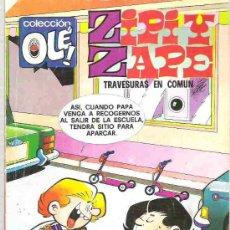 Tebeos: ZIPI Y ZAPE - COLECCION OLE NUM 123 - Z 5. Lote 18625381