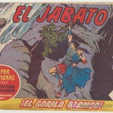 Tebeos: EL JABATO Nº 115. BRUGUERA 1958.. Lote 17563169