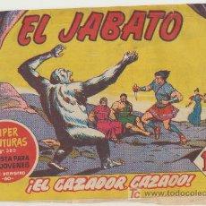 Tebeos: EL JABATO Nº 116. BRUGUERA 1958.. Lote 17563214