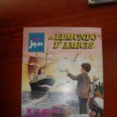 Tebeos: JOYAS LITERARIAS JUVENILES,RECOPILACION. Lote 26312846