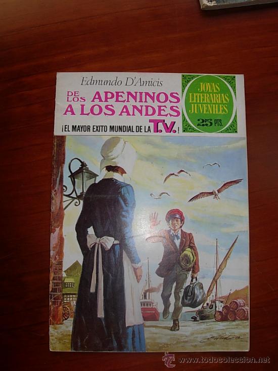 JOYAS LITERARIAS JUVENILES 1 NUMERO (Tebeos y Comics - Bruguera - Joyas Literarias)