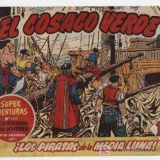 Tebeos: EL COSACO VERDE Nº 8. Lote 17647103