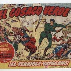Tebeos: EL COSACO VERDE Nº 2. Lote 17647445