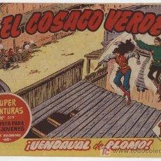 Tebeos: EL COSACO VERDE Nº 80.. Lote 17656879