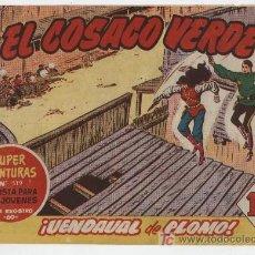 Tebeos: EL COSACO VERDE Nº 80.. Lote 17657701