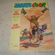 Tebeos: JABATO COLOR AÑO II Nº 45 - SIKINO TAKANAKA. Lote 17673597