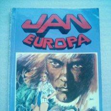 Tebeos: JAN EUROPA SELECCION 1 RETAPADO NUMEROS 1-2-3-4-5 BRUGUERA BRUGUERA 1984. Lote 27170123