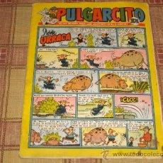 Tebeos: PULGARCITO Nº 1562 CON CAPITÁN TRUENO. BRUGUERA 1961. 2,50 PTS.. Lote 17702009