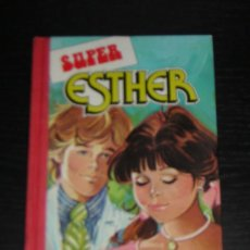 Tebeos: TOMO SUPER ESTHER - Nº 3 - EDITORIAL BRUGUERA - 1ª EDICION DICIEMBRE 1982 - COMIC - TAPA DURA. Lote 17711340