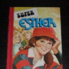 Tebeos: TOMO SUPER ESTHER - Nº 2 - EDITORIAL BRUGUERA - 1ª EDICION SEPTIEMBRE 1982 - COMIC - TAPA DURA. Lote 17711369