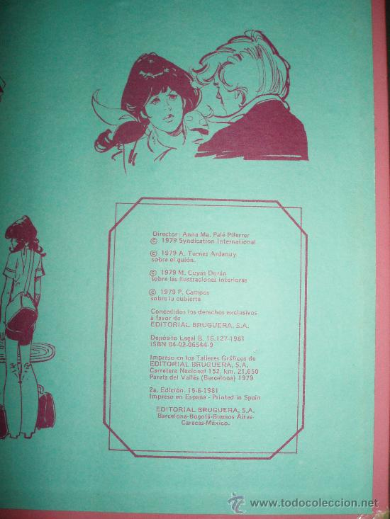 Tebeos: TOMO TAPA DURA ESTHER Y SU MUNDO VOLUMEN 3 2ª EDICION AÑO 1981 - Foto 3 - 44327017